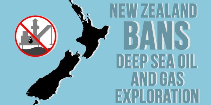 New Zealand Oil