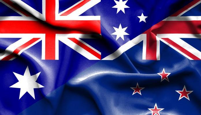 au and nz flag crypto