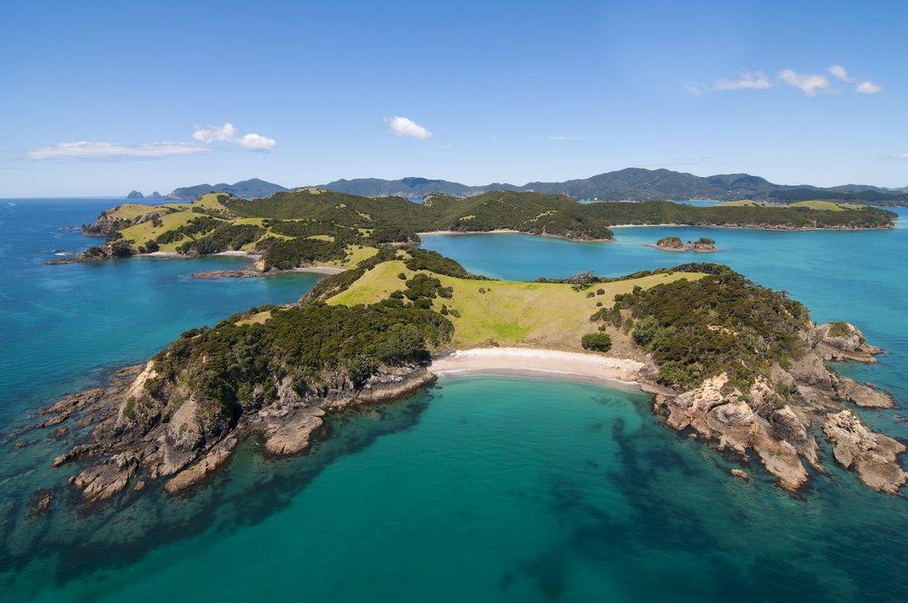 Bay of Islands vacation nz
