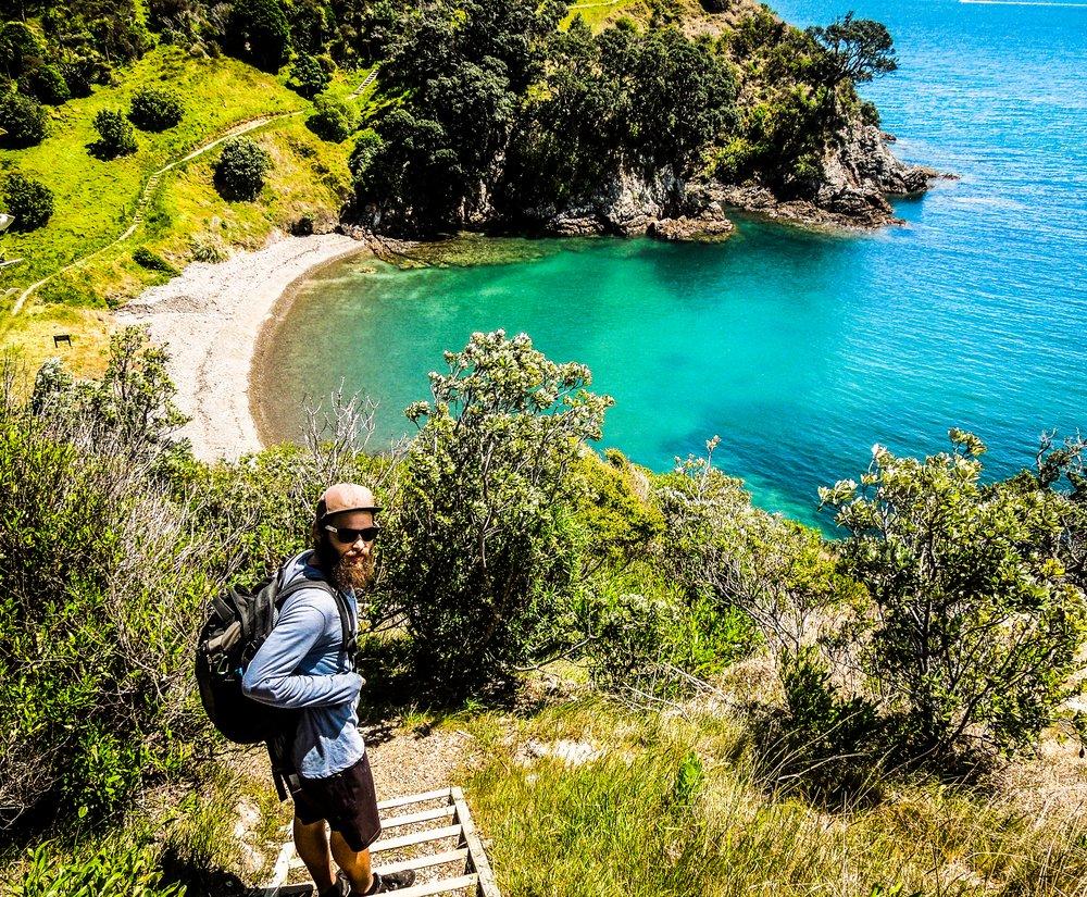 Waiheke Island vacation nz