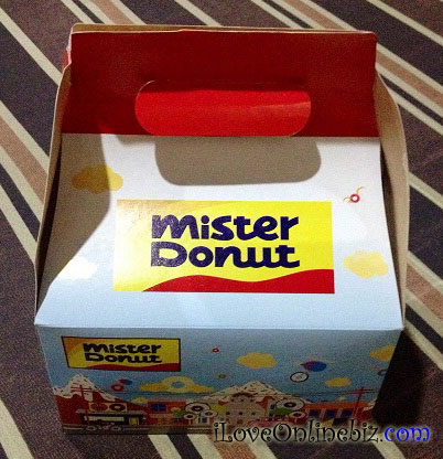 Mister Donut is not good enough
