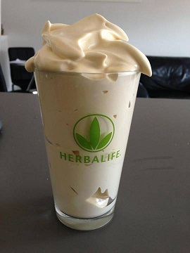How to Prepare your Herbalife Blended Shake Mix