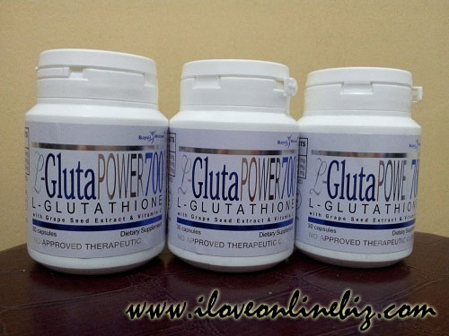 Royale L-Gluta Power 700 Glutathione Capsule Review