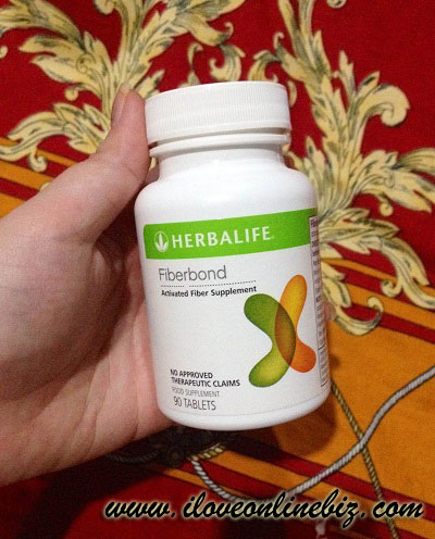 Herbalife Fiberbond Review