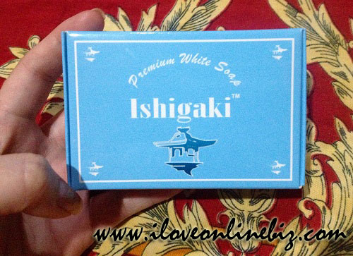 Ishigaki Premium White Whitening Soap Review