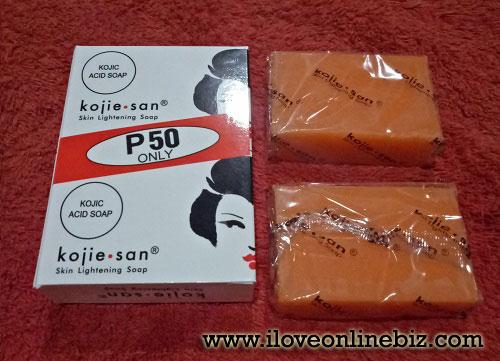 Kojie San Soap Review