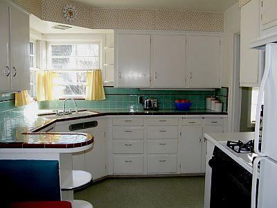 cute retro kitchen Cute Vintage Kitchen Alert! SOLD | I Love Portland Homes