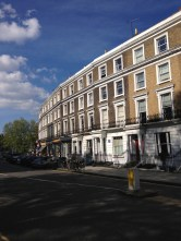 Engels's house, Regent's Park Road