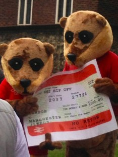 OTTERS AGAINST HS2