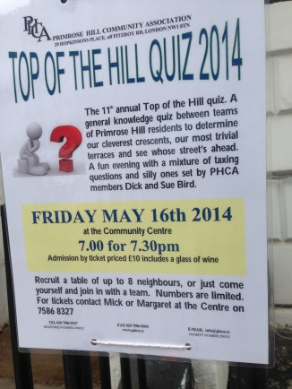 WHO WILL BE TOP OF THE HILL?