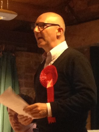 DAVID O'SULLIVAN OF THE SOCIALIST EQUALITY PARTY