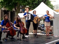 LONDON YOUTH FOLK ENSEMBLE