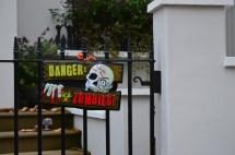 DANGER: ZOMBIES