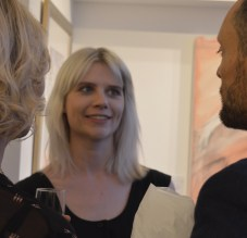 BESIDE THE WAVE GALLERY MANAGER CLAIRE PEARCE