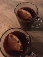 MULLED WINE AT THE LANSDOWNE