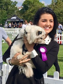 STORM HUNTLEY AND BOO