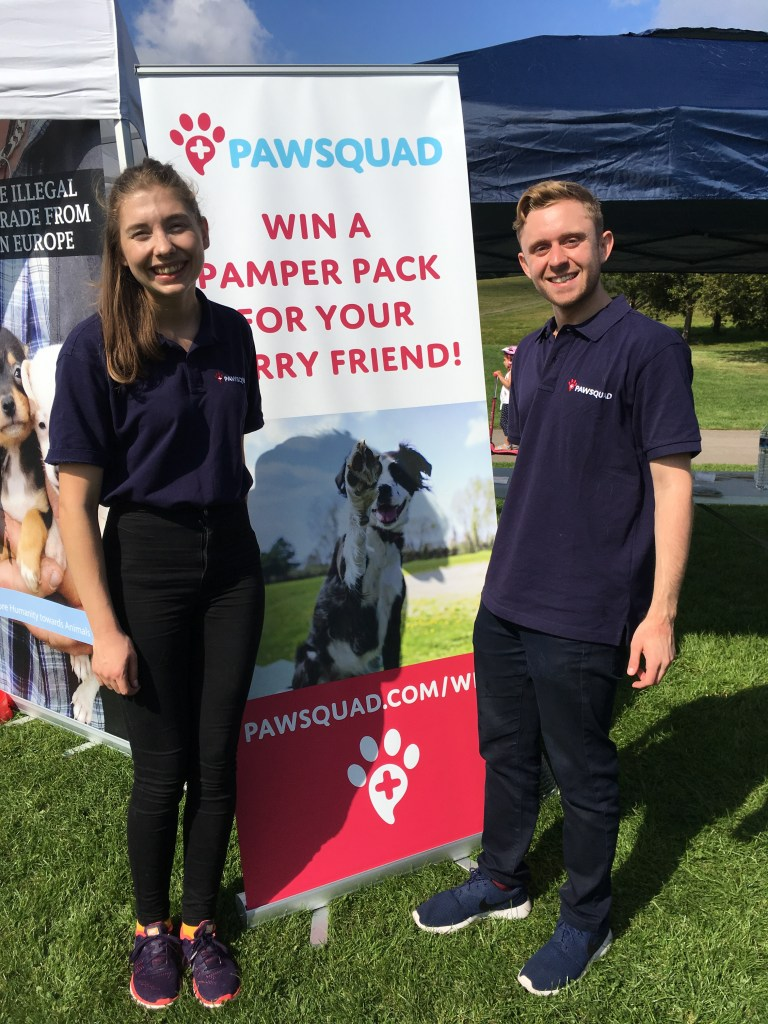 PAWSQUAD VETS - HIGHLY RECOMMENDED BY iLPH CAT BUBBA