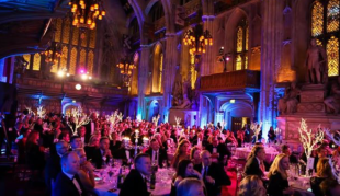 MACMILLAN WINTER GALA 2017