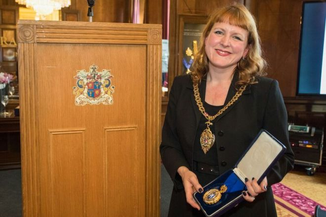 Harriet Kelsall has been formally announced as the first female chair of The National Association of Jewellers (NAJ)