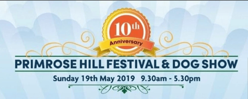 THE PRIMROSE HILL FESTIVAL AND DOG SHOW