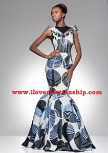 Ankara Stylish Fashion 1