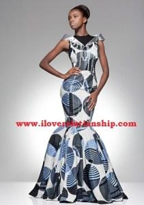 Ankara Stylish Fashion 1
