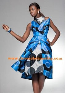 Ankara Stylish Fashion 2013