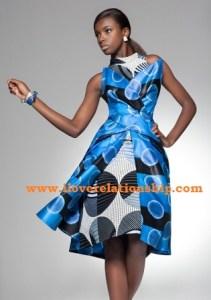 Ankara Stylish Fashion 2013