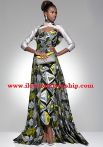 ankara stylish fashion