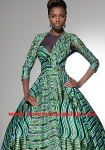 Nigeria Ankara Stylish Fashion