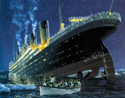 Titanic II To Be Built in China