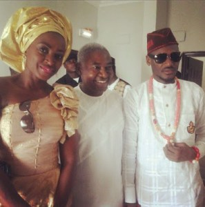 2face traditional marriage
