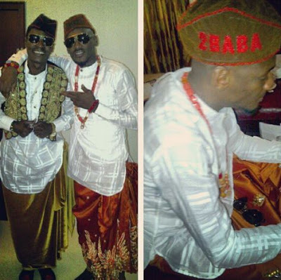 2face traditional wedding
