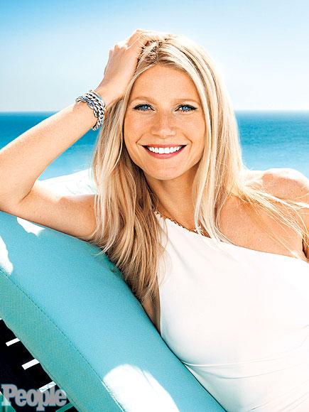 Gwyneth Paltrow world most beautiful woman of 2013