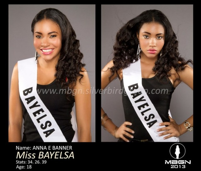 Most Beautiful Girl Nigeria 2013