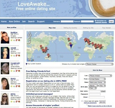 Love Awake; A Free Online Dating Site You Need to Visit Today