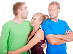 How You Should Handle Competition From Other Men