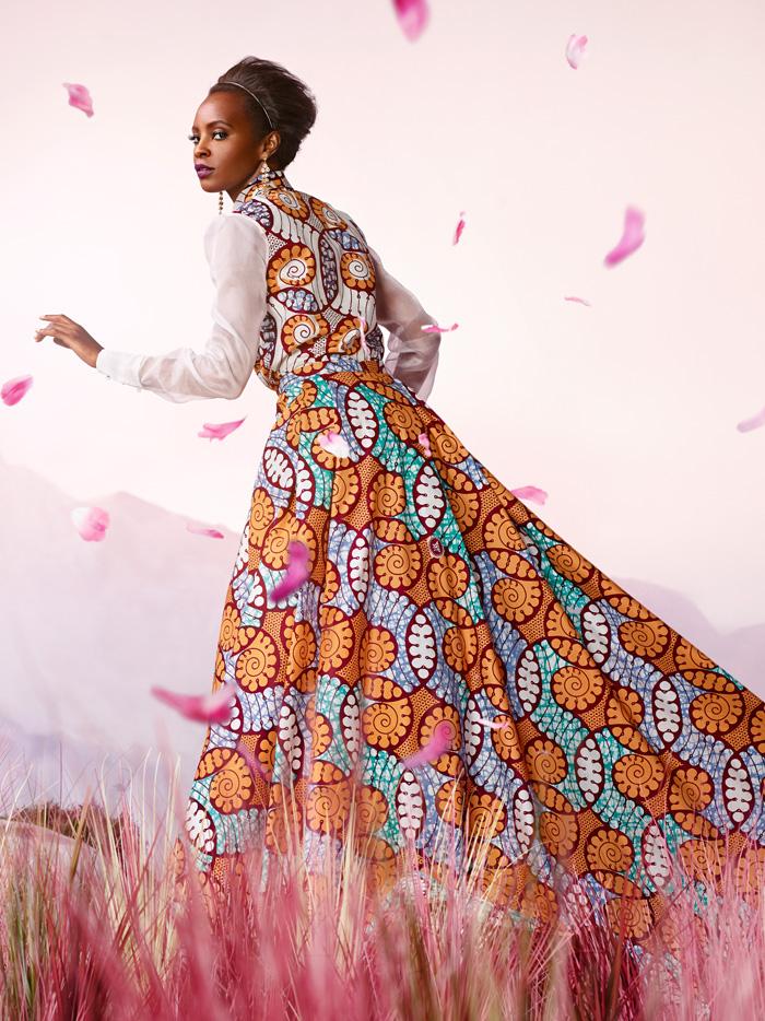 Ankara Fashion Designs For the Africans