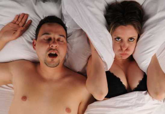 The Effect Of Snoring On Your Relationship And How To Overcome It