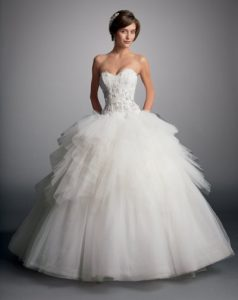 Wedding Dress Styles to Suit your Figure Check them Out