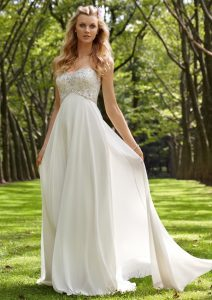 Wedding Dress Styles to Suit your Figure Check them Out (3)