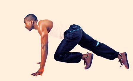 4 easy bodyweight exercises to do anywhere