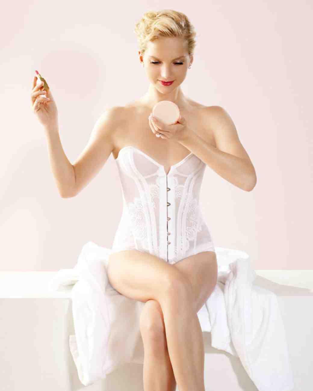 Wedding undergarment beauty essentials for Underwear under wedding dress