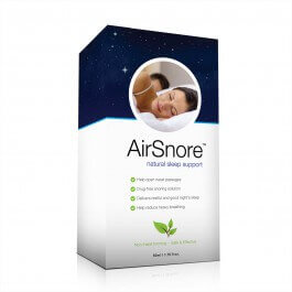 Air Snore Drops helps you to get deep and sound sleep