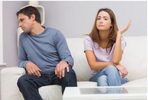 you start living with your girlfriend