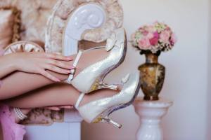 Deciding Whether To Use Bridal Shoe Heels Or Flats