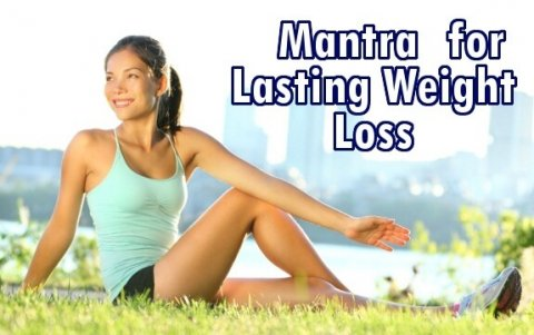weight loss mantra