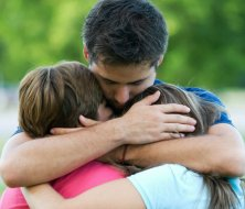 hugging regularly is good for you