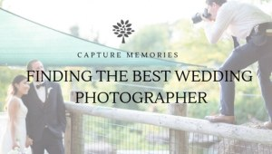Finding the Best Wedding Photographer