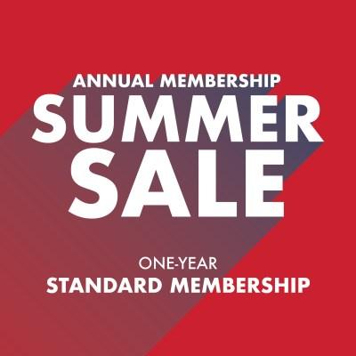 Summer Sale - Standard Membership